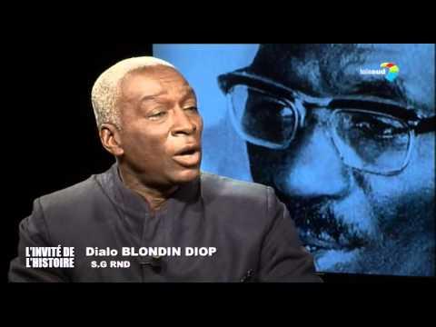 3A Telesud L'invité de l'histoire 07 01 2014 Special Cheikh Anta Diop avec Dialo Dio