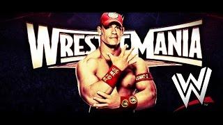 Major WWE WrestleMania 31 Backstage Plans For John Cena - Full Details