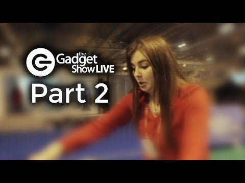The Gadget Show Live 2014 - Part 2