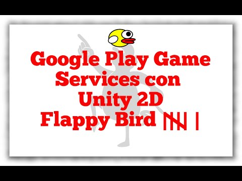 Tutorial: Unity 2D con Google Play Game Services - Flappy Bird 6