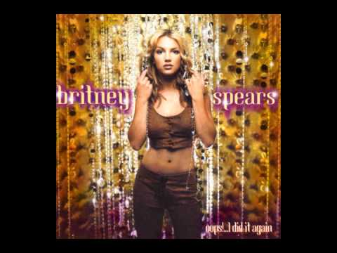 britney spears i cant get no satisfaction oops