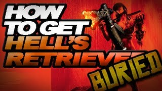 BLACK OPS 2 ZOMBIES: HOW TO GET THE HELL'S RETRIEVER ON