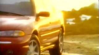 Ford Contour / Mondeo from USA promotional / commercial video