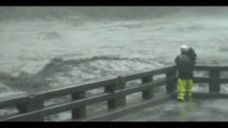 Part 2 Typhoon Sepat strikes Taiwan, biblical flooding