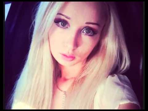 dolls humans - Instagram Valeria Lukyanova