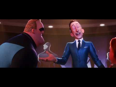 Úžasňákovi 2 - trailer na animák