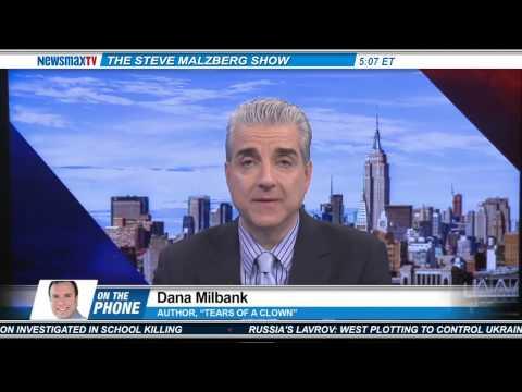 Dana Milbank -- Washington Post columnist