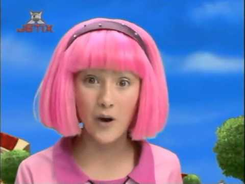 Lazy Town - Deň hier