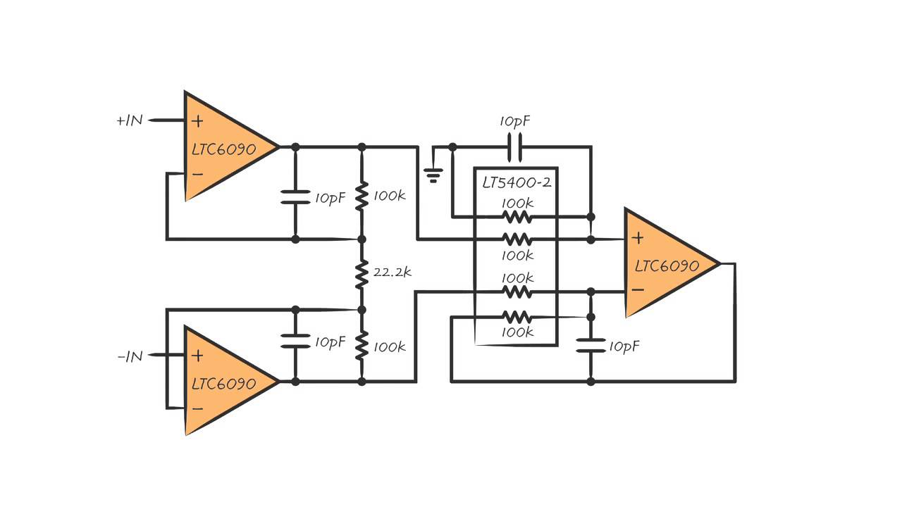 140v cmos op amp with rail