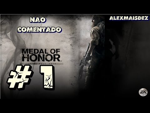 Detonado Medal Of Honor 2010 no YouTube