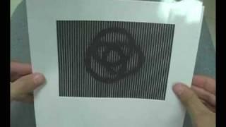 Optikal İlizyon Nasıl Yapılır?