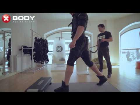 """""""XBODY Azerbaijan"""" fitnes studiyasının qonağı Mütəllim Alışanov"""