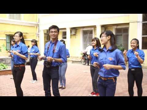 [ VNU trong tôi] Đội Sinh viên Tình nguyện Xung kích Trường ĐH_KHXH&NV