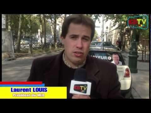 ENTRETIEN D'EDTV AVEC LAURENT LOUIS.