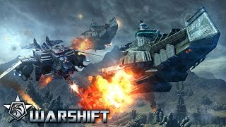 WARSHIFT - Játékmenet Trailer