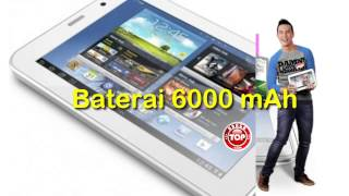 Advan Vandroid T3C Harvard Tablet Android QuadCore Harga N