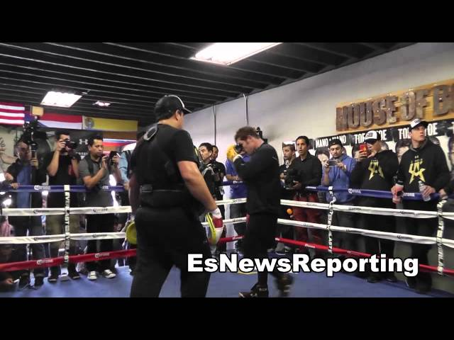 canelo alvarez vs perro angulo chepo reynoso breaks it down EsNews Boxing