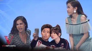 Màn Đối Thơ Đỉnh Cao Giữa Nam Thư - Hari Won Khiến Trấn Thành Cười Rụng Nụ | Hài Trấn Thành 2018