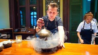 Turkish Food Fine Dining - AMAZING DRY AGED QUAIL!   Chef Fatih Tutak in Bangkok, Thailand!