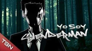 "YO SOY SLENDERMAN | G/MOD - ""STOP IT SLENDER"" W/BERSGAMER"