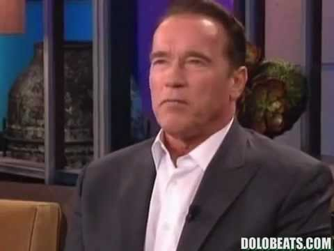 Arnold Schwarzenegger Interview On Jay Leno 1/3/2013