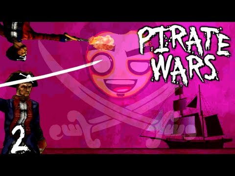 Hình ảnh trong video Pirate Wars: Ram Ye Booties! (w/ Friends Part