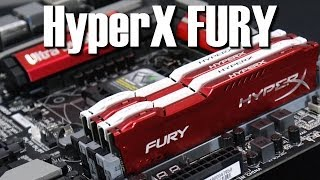 Kingston HyperX Fury Memory Kit