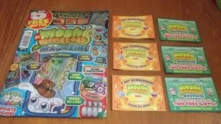 EXCLUSIVE FREE MOSHI MONSTERS FREE MEMBERSHIP & CODES