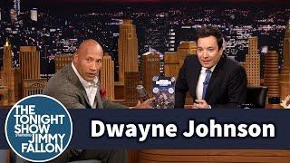 """Dwayne """"The Rock' Johnson Action Figure"""