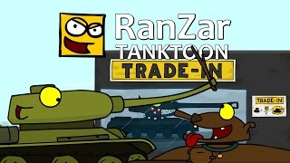 Tanktoon - Obchod