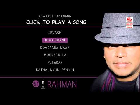 AR RAHMAN JUKEBOX - 02