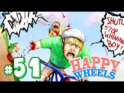 PEWDIEPIE QUIZ! - Happy Wheels - Part 51