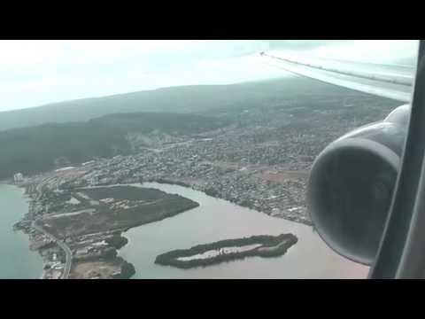 ritish Airways 777 - Gatwick takeoff and Kingston Jamaica landing