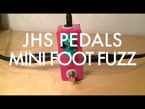 JHS Pedals Mini Foot Fuzz