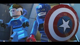 LEGO: Marvel Superheroes Chapter 2: Times Square Off