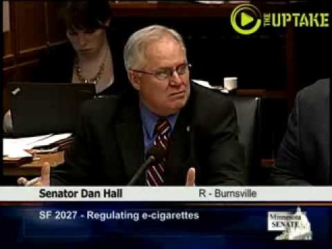 e-cigarette Dangers Doubted By GOP Senators