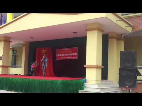 Ký ức sân trường- Trần Đức Thắng THPT Quỳnh Côi