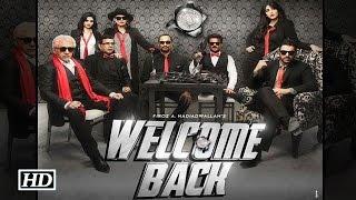 IANS : Welcome Back : First Look - Anil Kapoor, John Abraham & Shruthi Haasan
