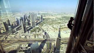 HOLLYWOOD MOVIE SHOOTING IN BURJ DUBAI FOR MISSION