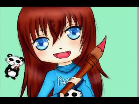 ~ Chibi Drawing. Tomi Love Drawing. ~ -SAI speed paint-, ~ Chibi drawing. Tomi love to draw, My character Tomi and her passion for drawing. Video of me speed paint using SAI tool paint. ~ Song by: TVXQ - Hug ( Acap...