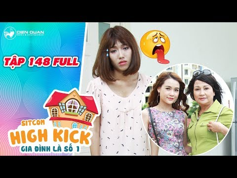 Gia đình là số 1 sitcom | Tập 148 full: Diệu Hiền trở thành người làm để giúp Kim Chi giữ thể diện