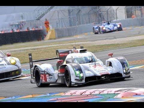 Le Mans: Doppelsieg für Audi