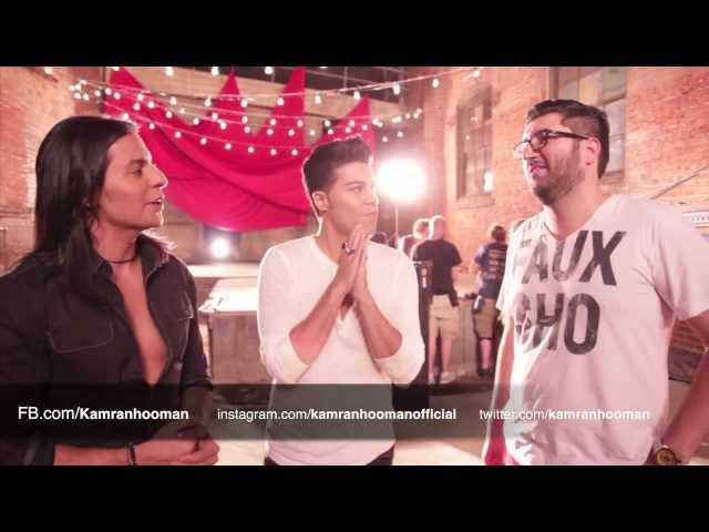Kamran & Hooman - Az To Entezar Nadashtam OFFICIAL BEHIND THE SCENES