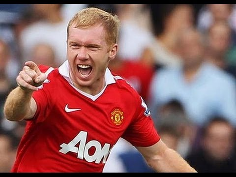 The Best Goals, Skills and Passes of Paul Scholes HD