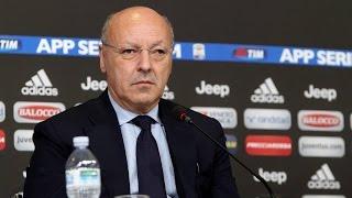 Il punto sul mercato bianconero di Marotta - Marotta discuss the new-look Juventus