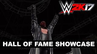 WWE 2K17 - Hall Of Fame Showcase DLC Trailer