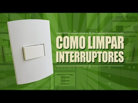 MR. STRONG ESPONJA MÁGICA - Como limpar interruptores