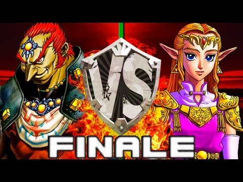 Zelda: Ocarina of Time Versus - Episode 17 [Finale!], *DISCLAIMER* - Don't read the comments before you watch the video if you don't want the winner spoiled for you! It's finally here, the epic showdown with Gan...