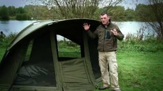 Puść film :: Carp Fishing TV :: Retreat XL Shelter