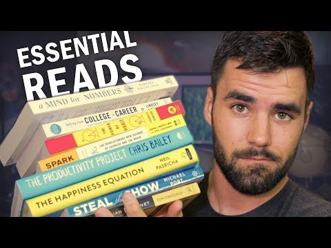 10 Books EVERY Student Should Read - 2017 Book Recommendations